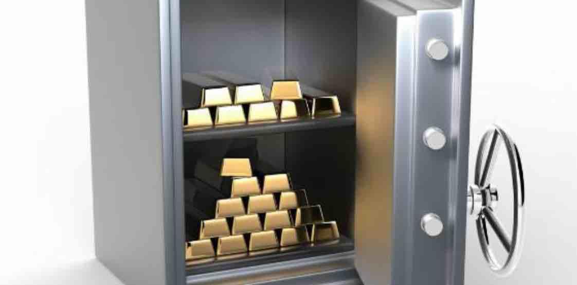 Tempat Penyimpanan Emas