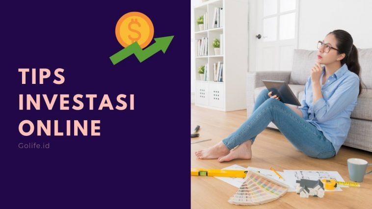 Tips Berinvestasi Online