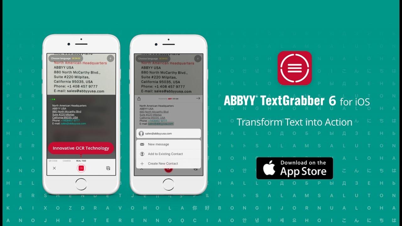 TextGrabber