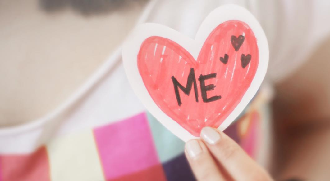 Belajar Mencintai Diri Sendiri