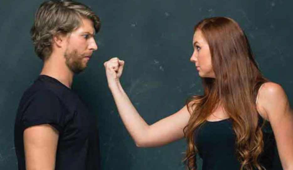 Bersabar Menghadapi Sikap Keras Kepala Istri