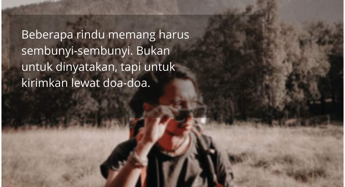 Quotes Romantis Fiersa Besari