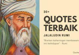Quotes Terbaik Jalaludin Rumi