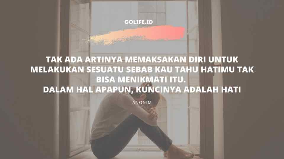 Quotes Tentang Hati
