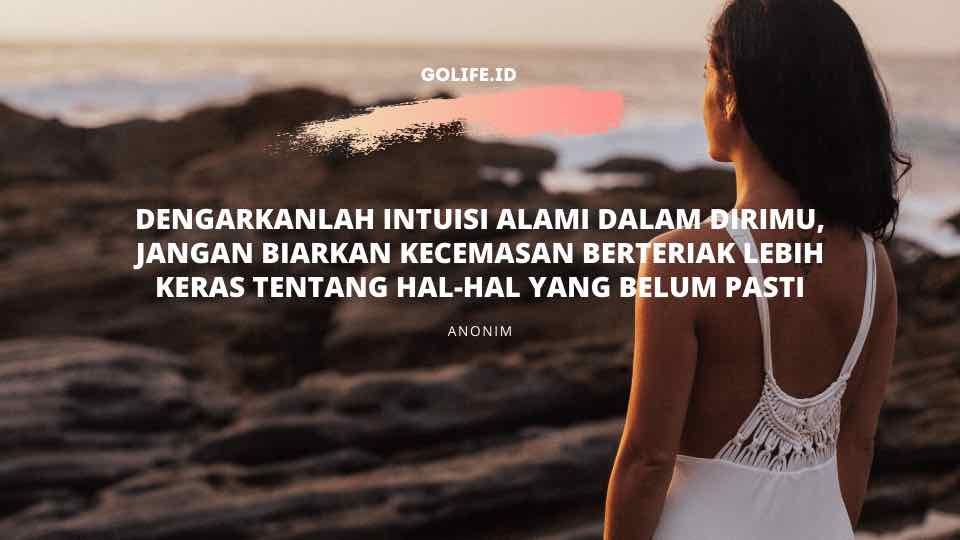 Quotes Tentang Intuisi
