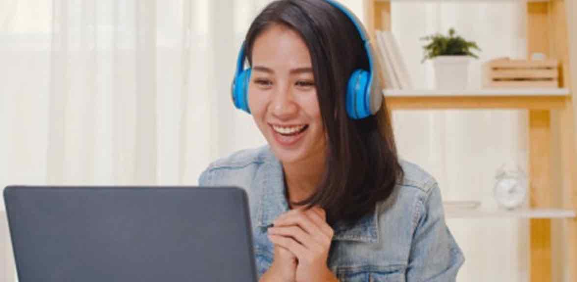 Fokus Saat Interview Online