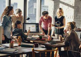 Keuntungan Bekerja di Perusahaan Startup