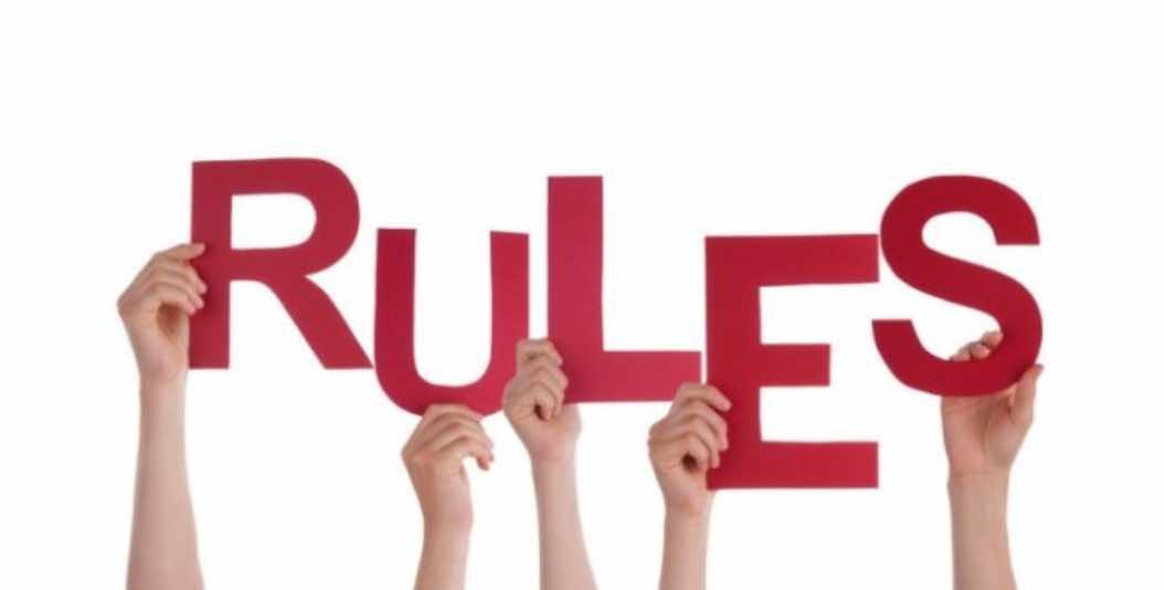 Membuat Aturan Tertulis