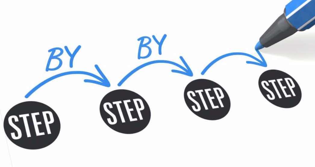 Menciptakan Langkah-Langkah Kecil