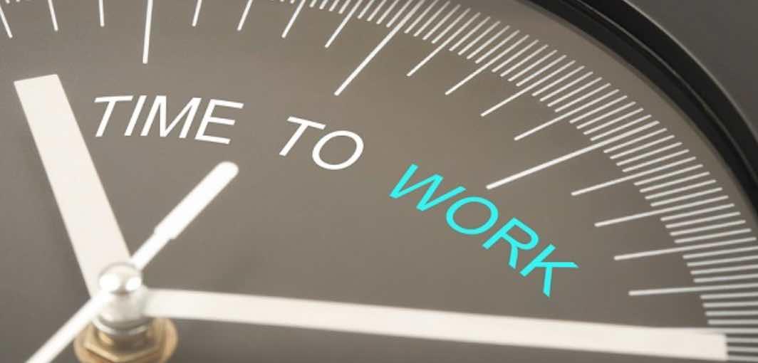 Menentukan Jam Kerja Online