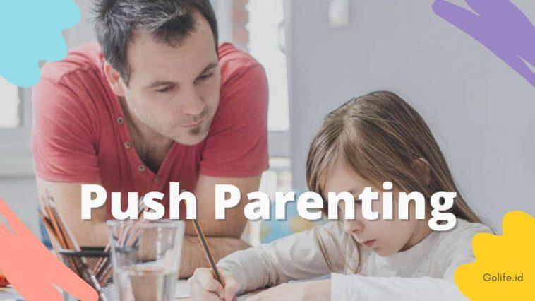 Push Parenting