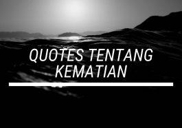 Quotes Tentang Kematian