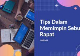 Tips Memimpin Rapat