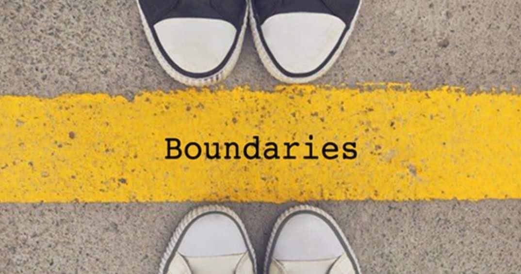 Jenis Personal Boundaries