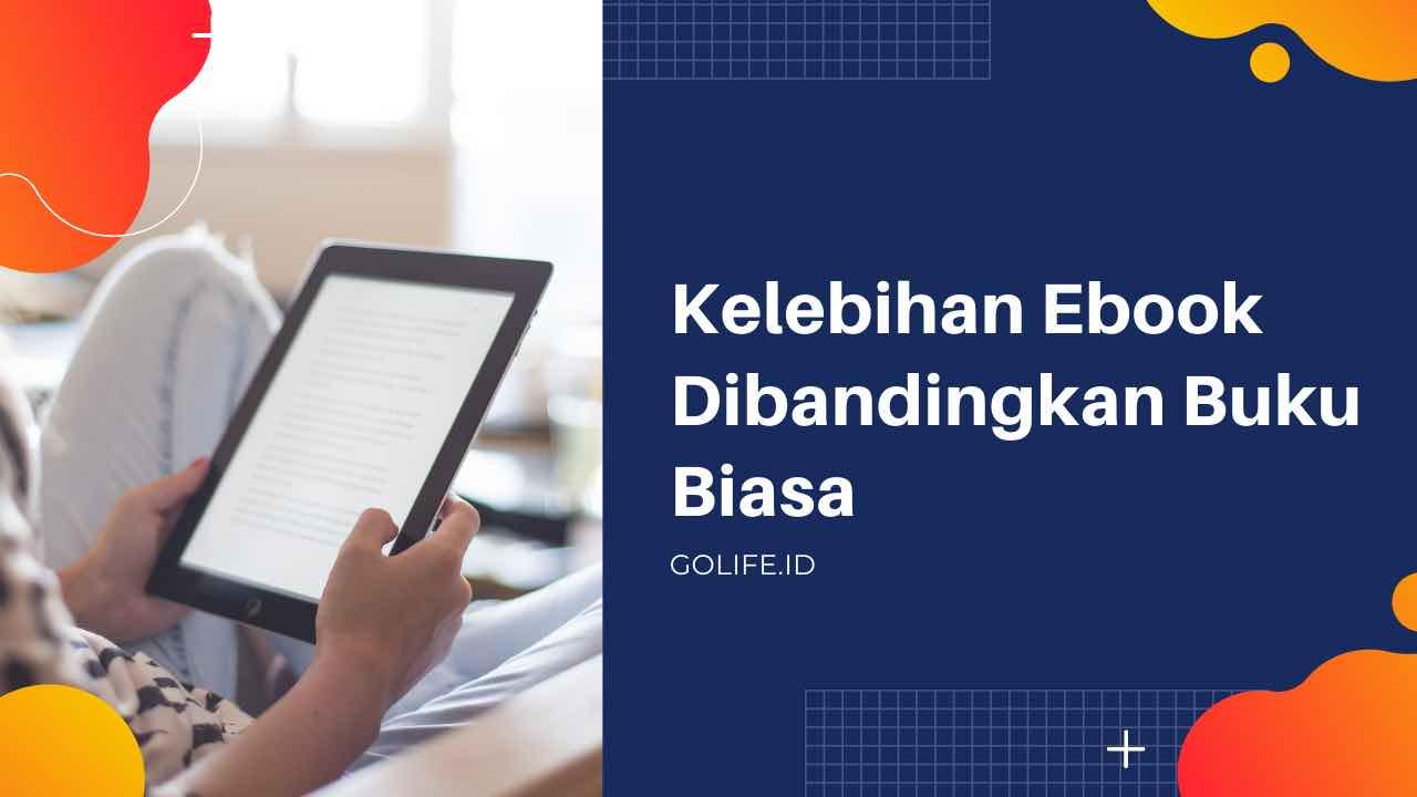 Kelebihan Ebook