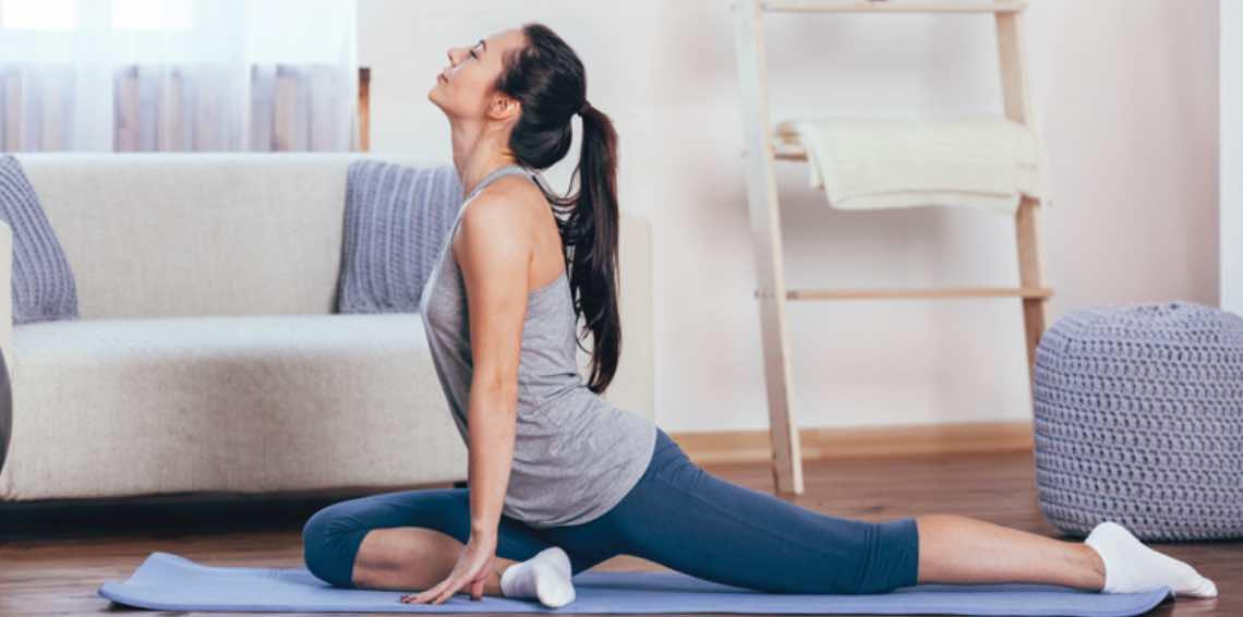 Yoga Dapat Membantu Mengurangi Stres