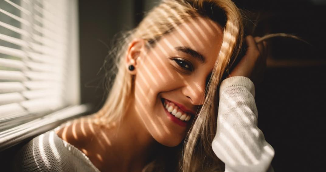 Tersenyum Disaat Keadaan Sulit