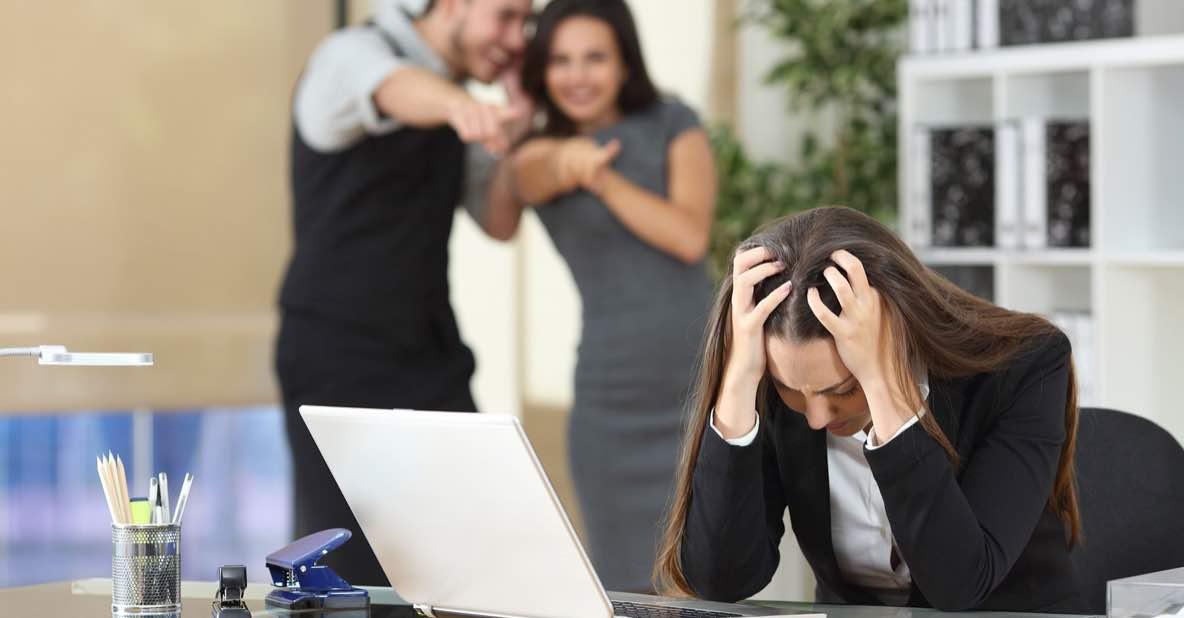 Bullyingdi Tempat Kerja