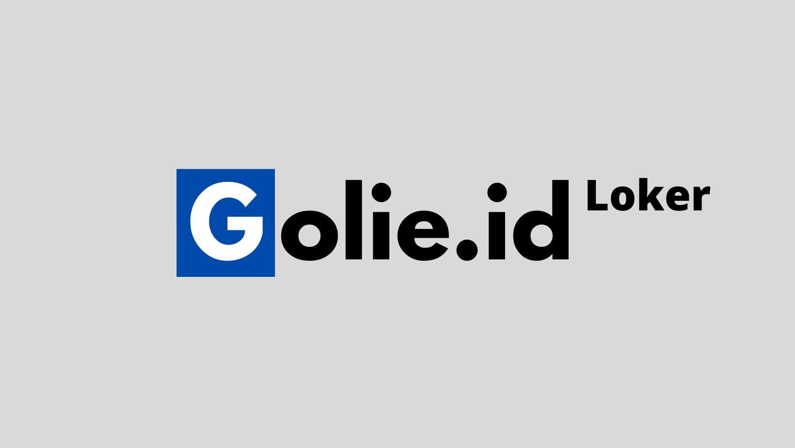 Lowongan Kerja Terbaru April 2021 - Golife