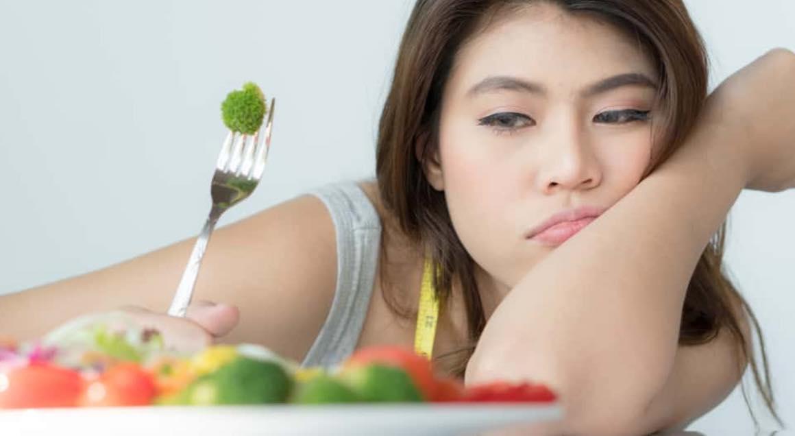 Penurunan Nafsu Makan