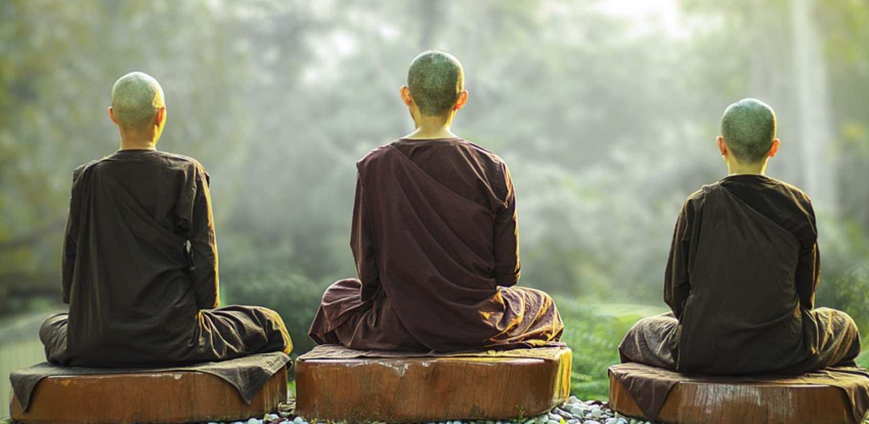 Cara Meditasi Menurut Buddha