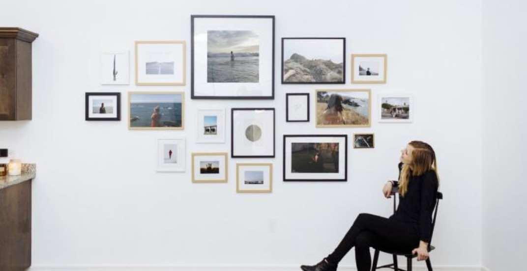 Membuat Galeri di Dinding Rumah