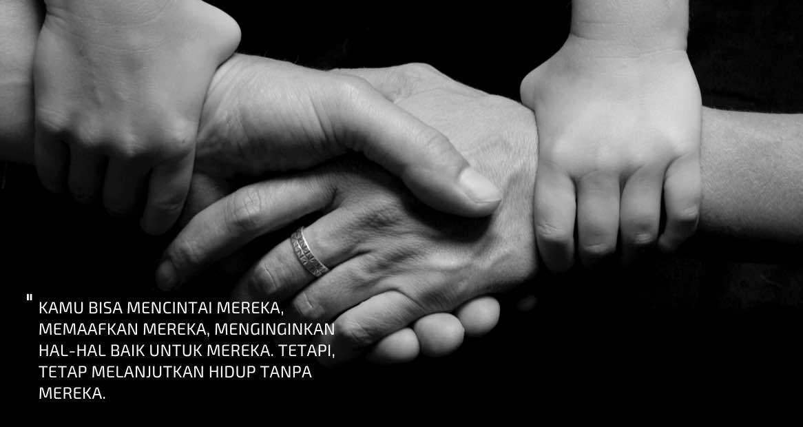 Kata-kata Gambaran Kesedihan Kehidupan Keluarga