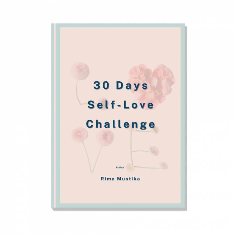 30 Days Self Love Challenge PDF